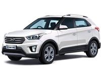 Коврики EVA Hyundai Creta 2016 - н.в