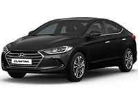 Коврики EVA Hyundai Elantra VI (AD) 2015 - н.в