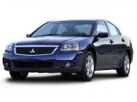 Коврики EVA Mitsubishi Galant IX 2003 - 2012