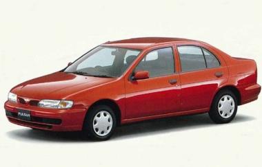 Коврики EVA Nissan Almera (N15) 1995 - 2000
