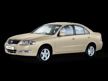 Коврики EVA Nissan Almera classic (2006 - 2013)