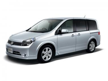 Коврики EVA Nissan Lafesta I 2004-2012 (правый руль)