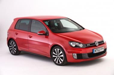Коврики EVA Volkswagen Golf VI 2008 - 2013
