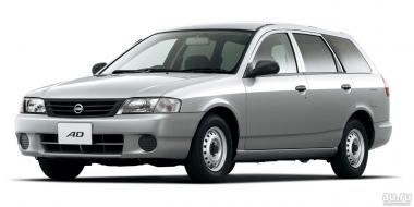 Коврики EVA Nissan AD Y11 1999-2008 (правый руль)