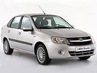 Коврики EVA Lada Granta 2011 - н.в (седан)