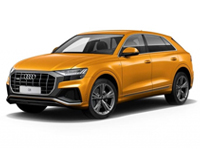 Коврики EVA Audi Q8 2018 - н.в